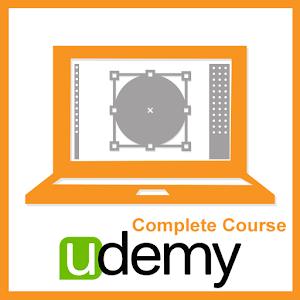 Udemy illustrator CC Training Icon