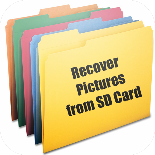 Recover Pictures from SD Card LOGO-APP點子