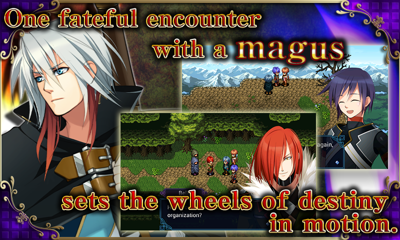 RPG Fortuna Magus (Trial)- screenshot
