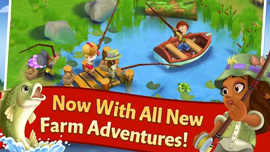 FarmVille 2 Country Escape 6.4.1235 (Mod Unlimited Keys) APK