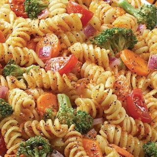 Pasta Salad Vinaigrette.