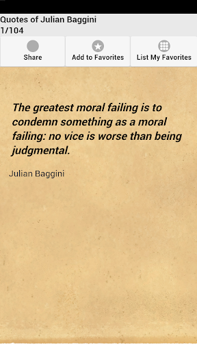 Quotes of Julian Baggini