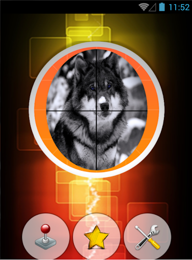 Wolves Puzzle Game