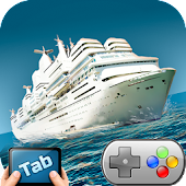 Cruise Ship River Run 3D TAB