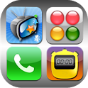Four Apps Icon icon