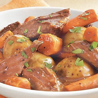 Slow-Cooker Easy Pot Roast Recipe