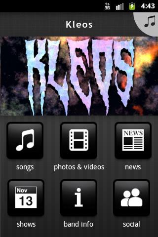 Kleos - screenshot