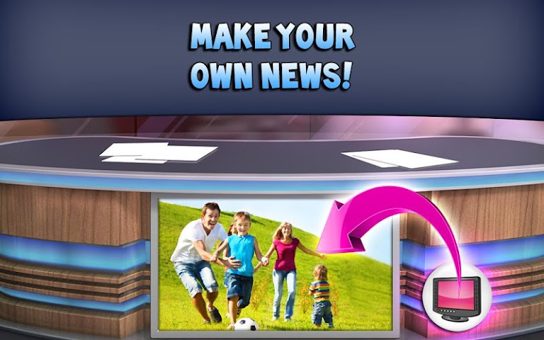 android Talking Tom & Ben News Screenshot 4