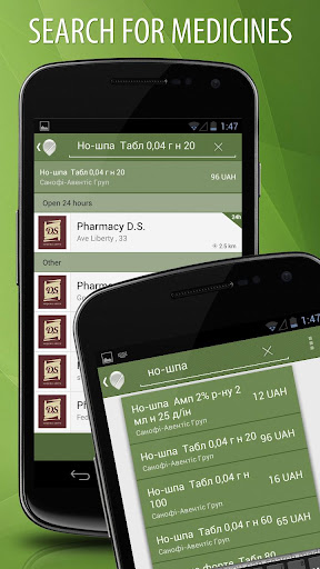 Ukrainian Pharmacies