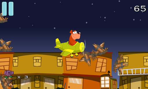 Tony Bear Night Guy Heroes
