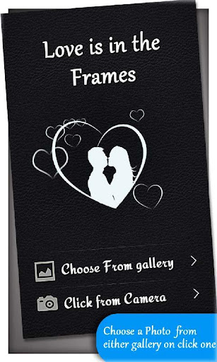 Love is in the Frames
