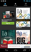 Screenshot of Internal Auditor Magazine
