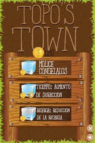 Topos Town Tablet