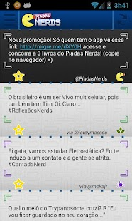 Piadas Nerds- screenshot thumbnail