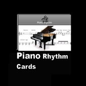 Piano Rhythm Cards
