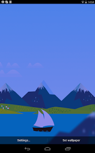 Mountains Now Full Wallpaper- screenshot thumbnail