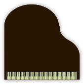 Actual Piano Tablet