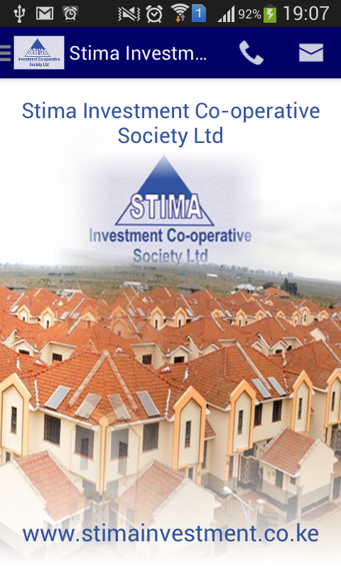 Stima Investment Cooperative- screenshot
