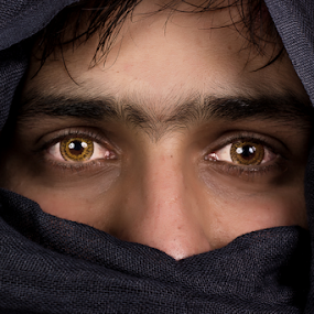 Akif by William Ay-Ay - People Portraits of Men