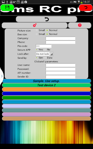 【免費通訊App】Sms Remote Control PRO-version-APP點子