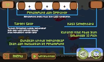 Screenshot of MatematIkan