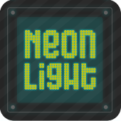 Neonlight Theme GO Launcher EX