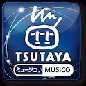 TSUTAYAミュージコ♪ logo