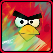 Angry Paint Bird