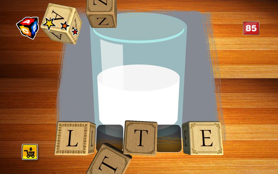 Magic Letters (Italian)- screenshot