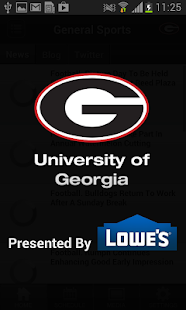 Georgia Sports - screenshot thumbnail