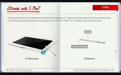GALAXYNote10.1 User'sDigest_Sp - screenshot thumbnail