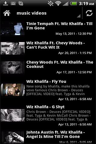 Wiz Khalifa Videos Music News - screenshot
