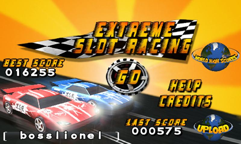eXtremeSlotRacing Free- screenshot