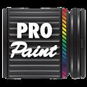 PRO Paint Camera logo