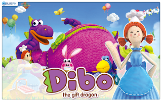 Screenshot of Dibo the Gift Dragon