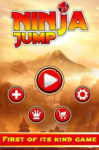 Ninja Jump - Castle Run
