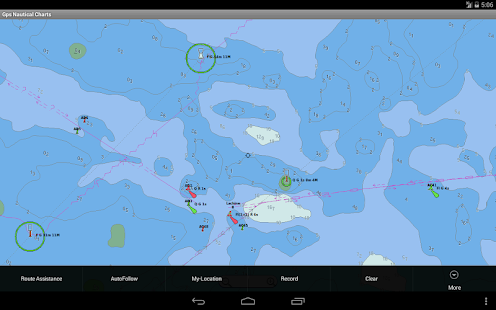 Marine Navigation/Chart-Canada - screenshot thumbnail