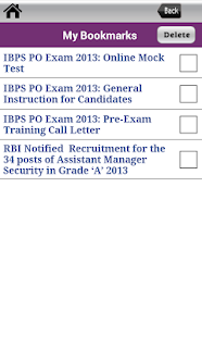 Bank Exams - Josh - screenshot thumbnail