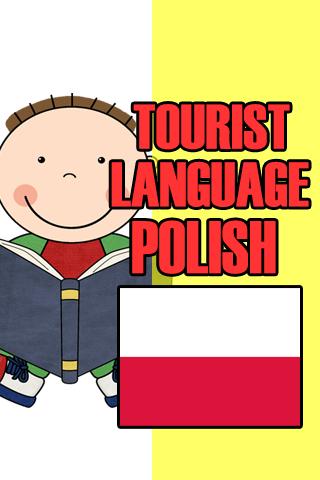 Tourist language Polish