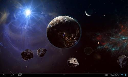 Space Symphony 3D Pro LWP v1.0
