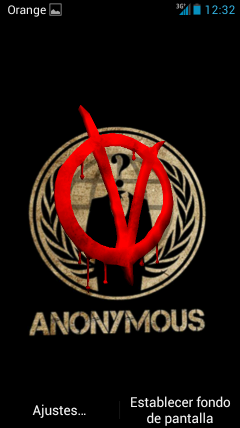 Anonymous 3D Live Wallpaper - Android Apps on Google Play