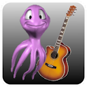 Guitar Squid Tabs Chords Free logo