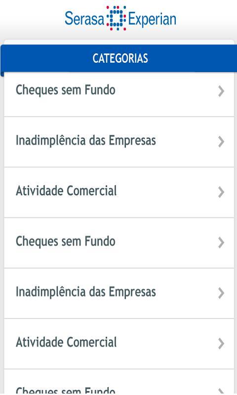 Indicadores Econômicos - screenshot