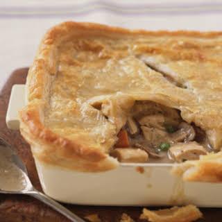 Turkey Pot Pie.
