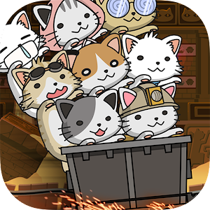 Mew Mew Cat Trolley for PC and MAC