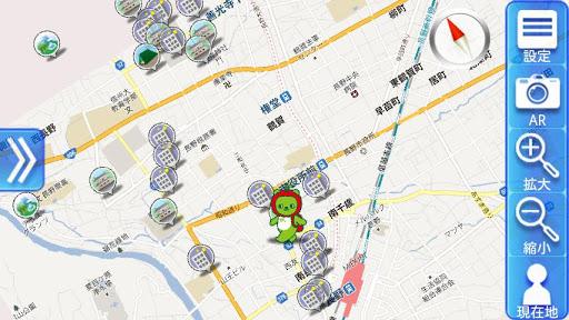 無料旅游Appのさわやか信州観光ARwithアルクマ|記事Game