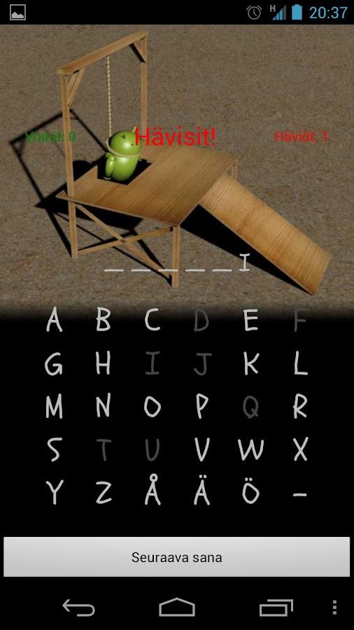 Hirsipuu suomi - screenshot