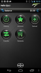 TransCard mobile wallet - screenshot thumbnail