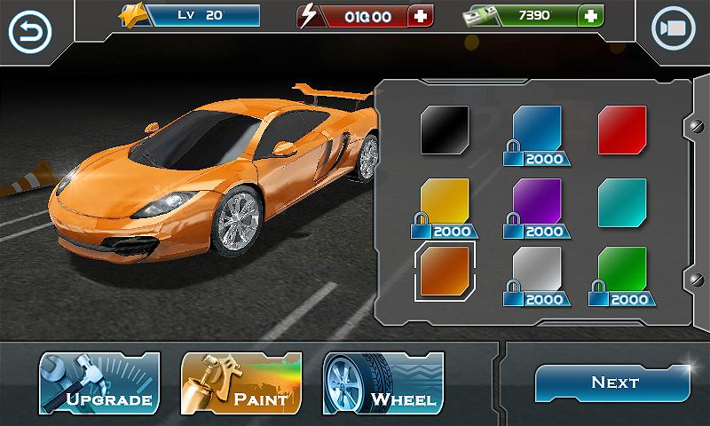 Turbo Driving Racing 3D- screenshot