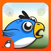 Free Angry Blue Bird APK for Windows 8